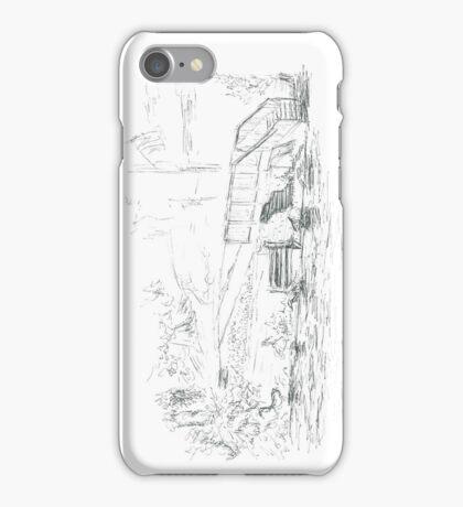 Milford, CT Duck Pond iPhone Case/Skin
