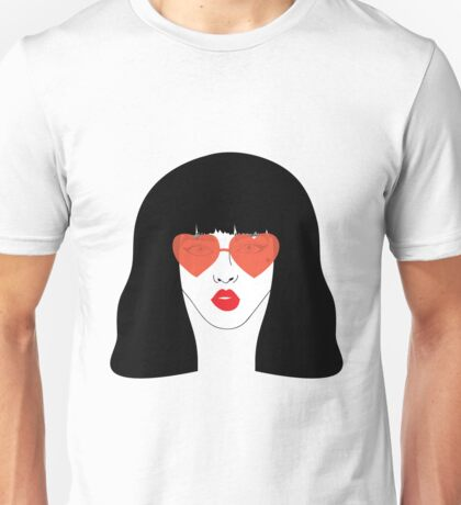 Love Goggles Unisex T-Shirt