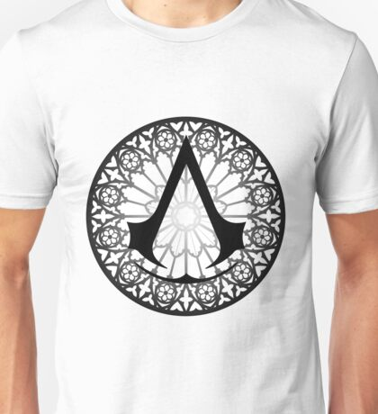 Assassin's Creed Notre Dame Unisex T-Shirt