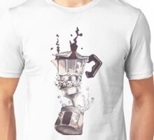 If all else fails, coffee! Unisex T-Shirt