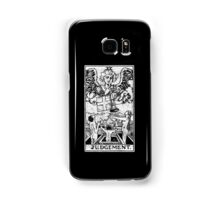 Judgment Tarot Card - Major Arcana - fortune telling - occult - Judgement Samsung Galaxy Case/Skin