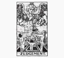 Judgment Tarot Card - Major Arcana - fortune telling - occult - Judgement Kids Clothes