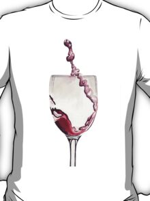 Relax, there's wine! T-Shirt