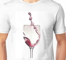 Relax, there's wine! Unisex T-Shirt