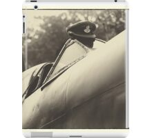 Spitfire and R.A.F Hat iPad Case/Skin