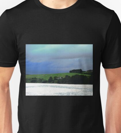 Storm clouds over Donegal, Ireland Unisex T-Shirt