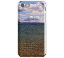 Mulranny Beach, Ireland iPhone Case/Skin