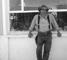 The Cowboy, Tombstone Az by Simon Mears
