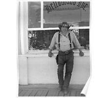 The Cowboy, Tombstone Az Poster
