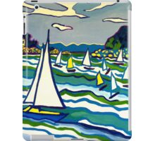 Sailing School iPad Case/Skin