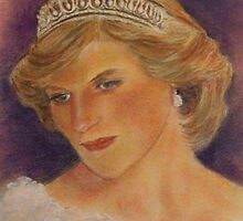 Princess Diana. by Jennib