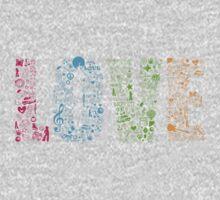LOVE One Piece - Long Sleeve