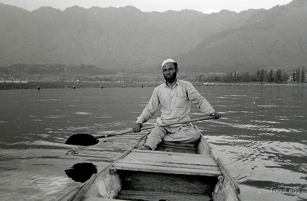 India Kashmire by TonyLegg