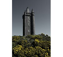 Scrabo Towering Photographic Print
