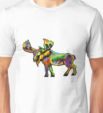 The Vibrant Bull Unisex T-Shirt