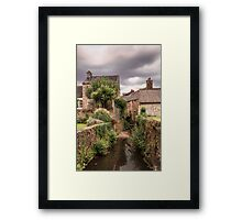 In the heart of Normandy Framed Print