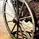 Work Wheel by David Elliott