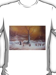The Shire First Snowfall T-Shirt