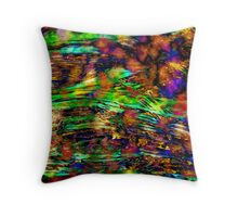 A Walk On The Wild Side Throw Pillow