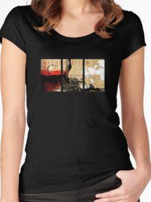 Metropolitan T-Shirt Women's Fitted Scoop T-Shirt