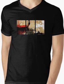 Metropolitan T-Shirt Mens V-Neck T-Shirt