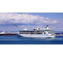 Grandeur Of The Seas Photographic Print