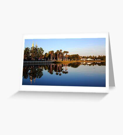 Celebration Orlando Greeting Card