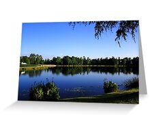 Celebration Lake Greeting Card
