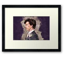 The Best Man Framed Print