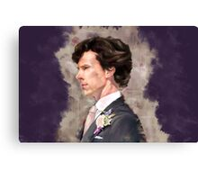 The Best Man Canvas Print