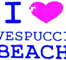 GTA V I HEART VESPUCCI BEACH Design by SmashBam by SmashBam