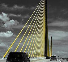 Sunshine Skyway by Wrayzo