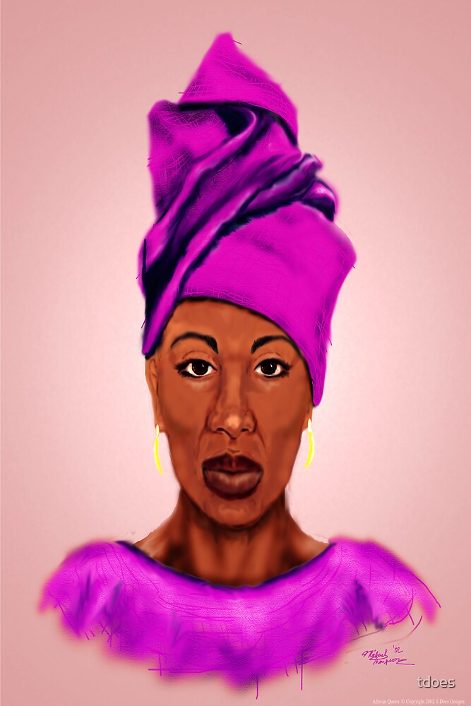 African Queen by tdoes
