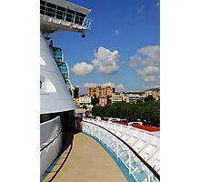 Palma On Deck Photographic Print