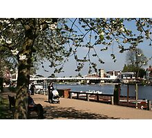 Marlow in the spring Photographic Print