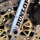 Honda Motorcycle by Brad
