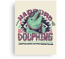 Harbord Dolphins  Canvas Print