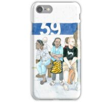 59th Street Station iPhone Case/Skin