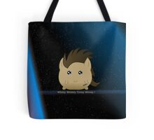 Wibbly Wobbly Timey Wimey...Pillow Tote Bag