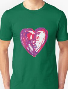 The Heart Of A Child By A Child T-Shirt