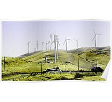 WindFarm Poster