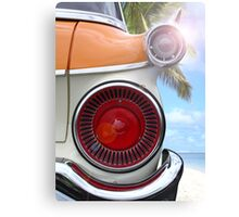 59 Ford Ranch Wagon Canvas Print