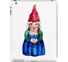 Mildred the Gnome iPad Case/Skin
