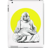 Happy Buddha iPad Case/Skin