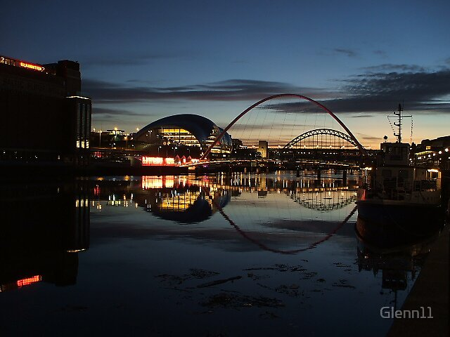 """Night Tyne"" by Glenn11"