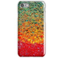Candle colors iPhone Case/Skin