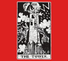 Tarot Card - Major Arcana - fortune telling - occult Kids Clothes