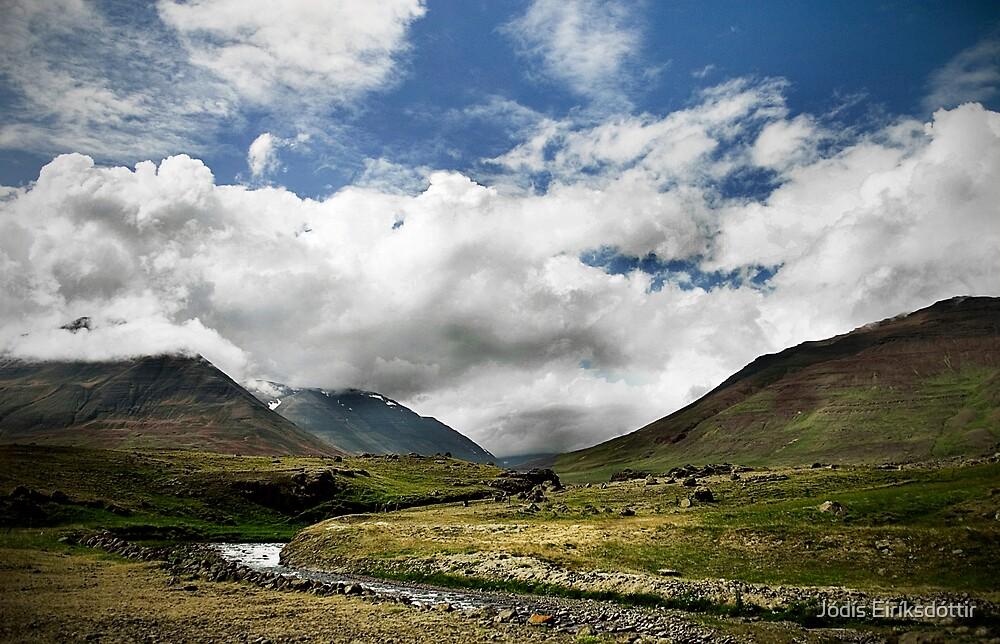 Clouds by Jódís Eiríksdóttir