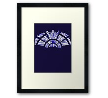 Jump to Hyperspace Framed Print