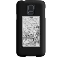 The Star Tarot Card - Major Arcana - fortune telling - occult Samsung Galaxy Case/Skin